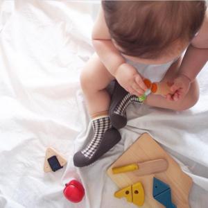 Giầy tập đi Attipas Chess Brown - Sỉ giầy cho bé tập đi Hàn Quốc