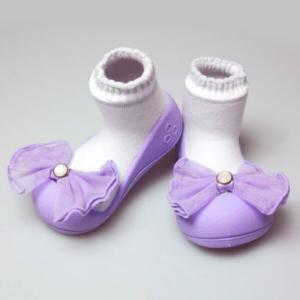 Giầy cho bé tập đi Attipas Crystal - Giầy trẻ em cao cấp - Giầy công chúa cho bé gái
