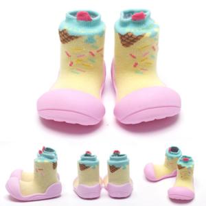 Giầy tập đi Attipas Ice Cream - Sỉ giầy trẻ em - Giầy cho bé tập đi