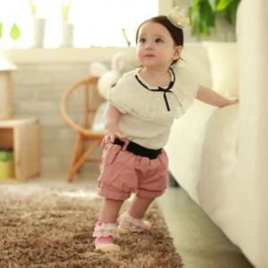 Giầy tập đi Attipas Lady Pink - AW02 - Sỉ giầy cho bé tập đi Hàn Quốc