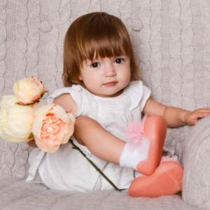 Giầy tập đi Attipas New Corsage hồng AK02 - Sỉ giầy cho bé tập đi Hàn Quốc