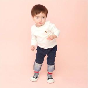 Giầy tập đi Attipas Urban Red - BU02 - Sỉ giầy cho bé tập đi Hàn Quốc