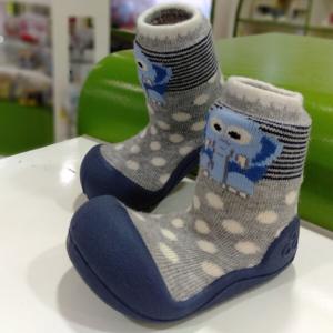 Giầy tập đi Attipas Zoo - Sỉ giầy Attipas - Giầy cho bé trai 8 tháng