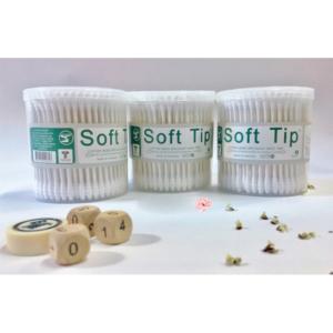Bông tai đầu xoắn Soft Tip Thái Lan - Nguồn hàng bông tai Thái Lan tại Việt Nam - phugiatrading.com