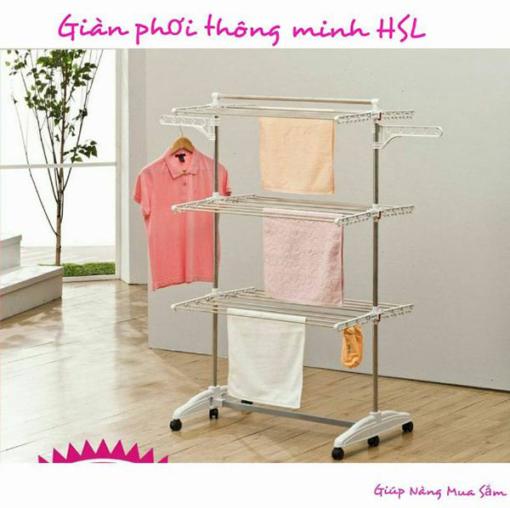 Giá phơi quần áo thông minh New Touch Hàn Quốc - phugiatrading.com