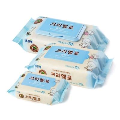 Khăn giấy ướt Hàn Quốc - phân phối giấy ướt giá sỉ - phugiatrading.com