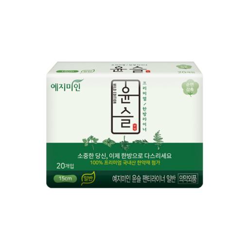 Băng vệ sinh hàng ngày Jejimiin - Băng vệ sinh thảo dược Hàn Quốc giá sỉ - phugiatraiding.com