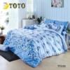 Chăn ga Thái Lan TOTO TT231 - chăn thái lan đẹp - ga giường 1m8 - ga chun bọc nệm