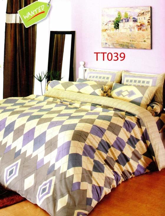 Chăn ga ToTo Thái Lan TT039 - Chăn thái lan đẹp - chăn bông thái lan