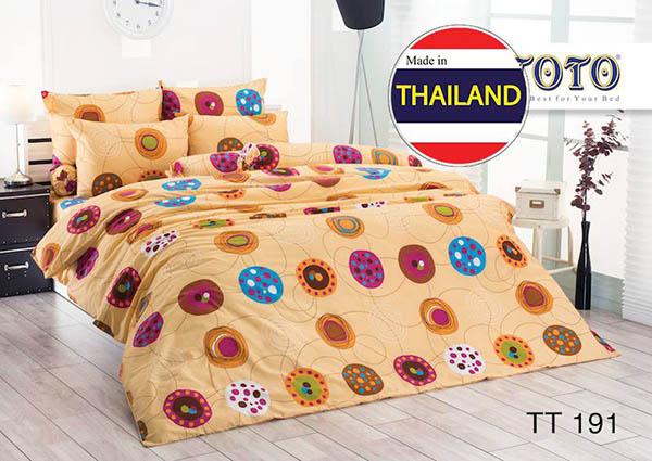 Chăn Thái Lan ToTo TT191 - ga bọc nệm đẹp hà nội - chăn ga giá rẻ