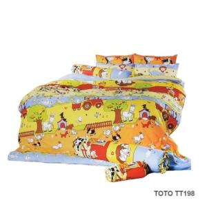 Chăn Thái Lan TOTO TT198 - chăn ga gối cao cấp - ga bọc đệm giường