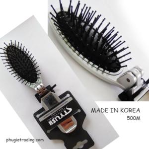 Lược chải tóc Stylish 500M - lược chải tóc cao cấp Hàn Quốc - sỉ lược chải tóc LH phugiatrading.com