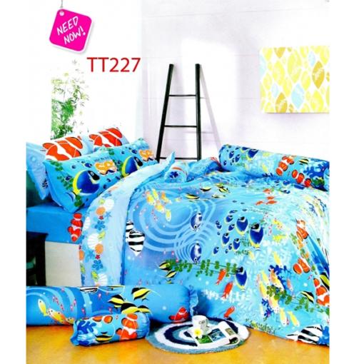 Chăn ga gối cao cấp Thái Lan Toto TT227 - chăn ga đẹp giá rẻ