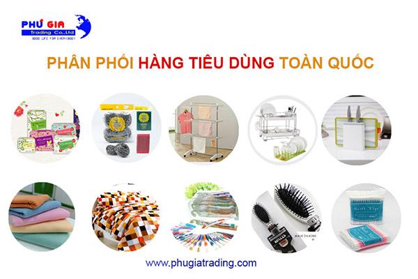 Phân phối nguồn hàng tiêu dùng - nguồn hàng siêu thị - nguồn hàng tạp hóa phugiatrading.com