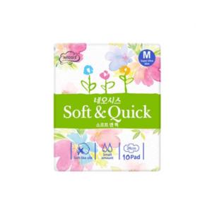 Băng vệ sinh neosis soft&quick mềm và siêu thâm, băng vệ sinh cao cấp