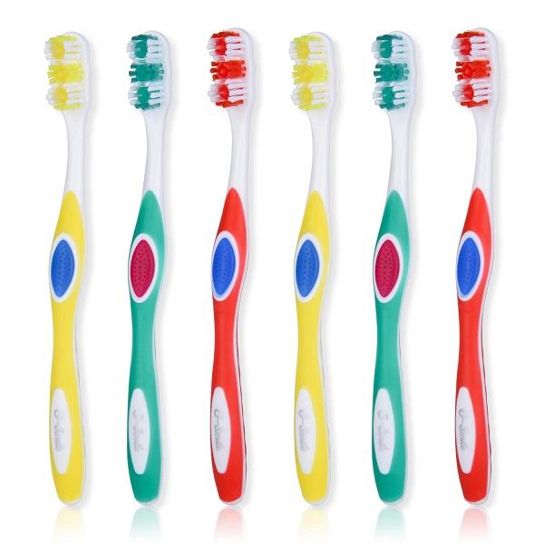bàn chải đánh răng thường